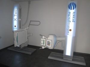 Röntgengerät Radiologische Praxis Benedikt