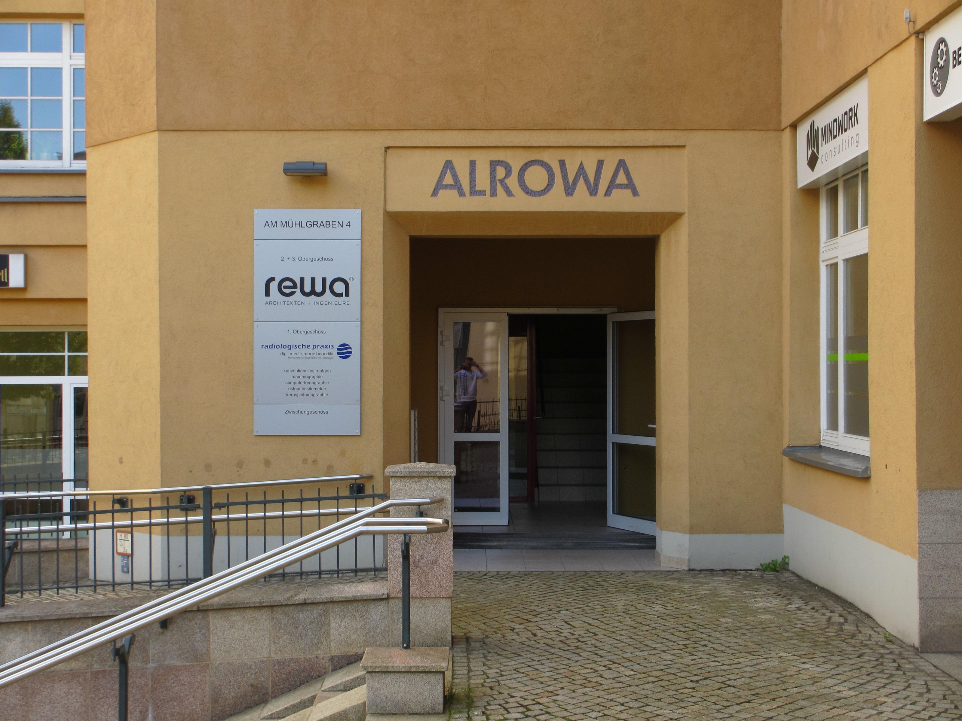 Anfahrt - Radiologische Praxis Benedikt in Lichtenstein