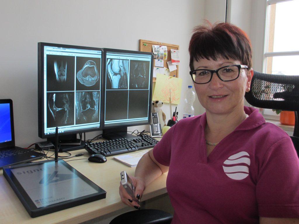 Radiologie Lichtenstein Simone Benedikt